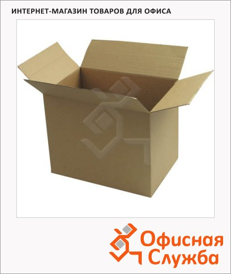 фото: Короб упаковочный средний