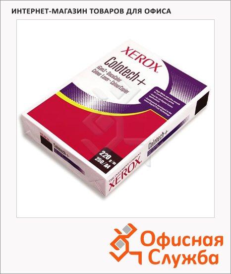 фото: Бумага для принтера Xerox Colotech+ А4 250 листов, белизна 170%CIE, 220г/м2