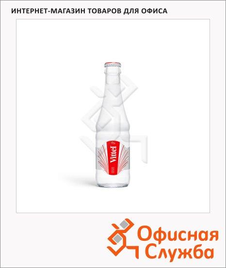 Вода минеральная Vittel без газа, стекло, 0.25л