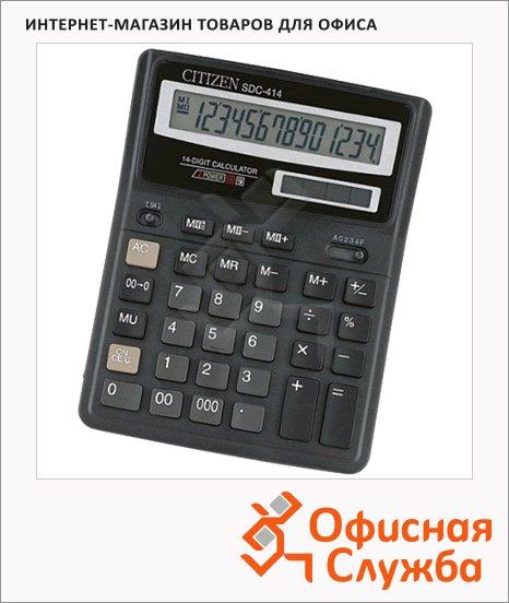 фото: Калькулятор настольный SDC-414