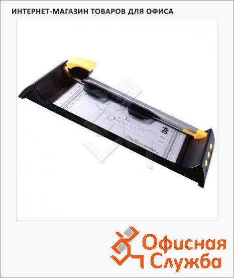 Резак роликовый для бумаги Fellowes Neutron Plus FS-5410101, 320 мм, до 10л