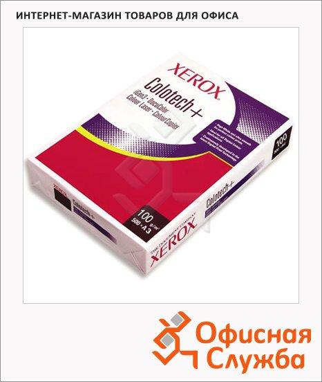 Бумага для принтера Xerox Colotech+ А3, 500 листов, белизна 170%CIE, 100г/м2