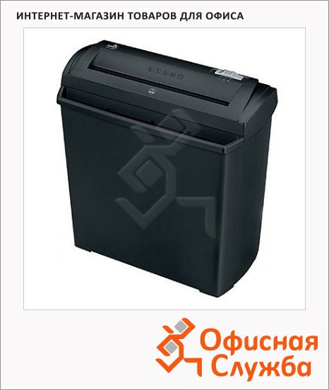 фото: Персональный шредер Powershred P20 5 листов, 11 литров, 1 уровень секретности