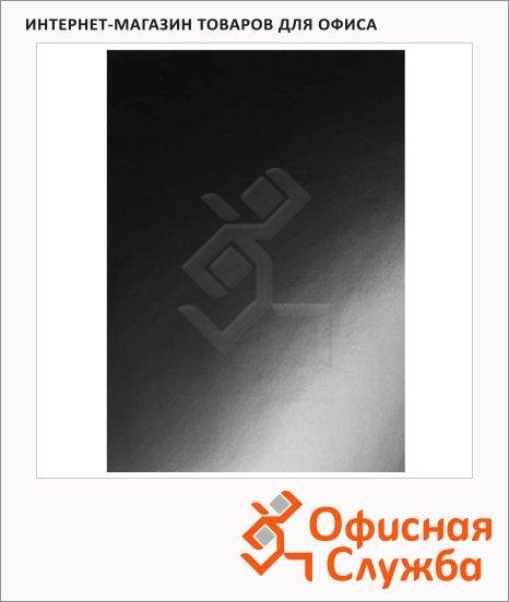 Обложки для переплета картонные Gbc HiGloss черные, А4, 250 г/кв.м, 100шт