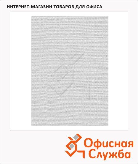 фото: Обложки для переплета картонные Gbc LinenWeave белые А4, 250 г/кв.м, 100шт