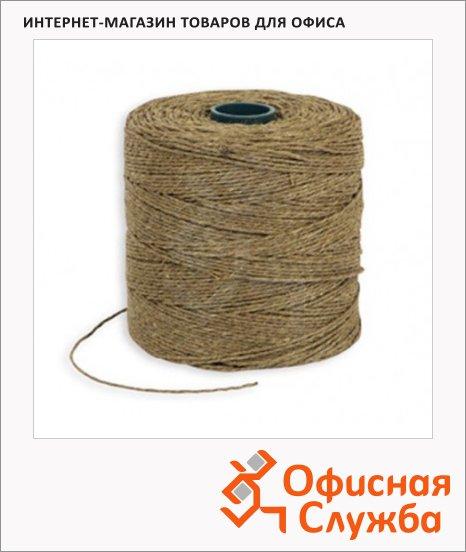 фото: Шпагат П6 1.2 ктекс 1.4мм х 150м, 0.2 кг, льняной