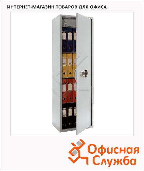 Шкаф металлический для документов Практик SL-150T EL бухгалтерский, 1490х460х340мм