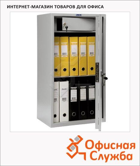 Шкаф металлический для документов Практик SL-87T бухгалтерский, 870x460x340мм