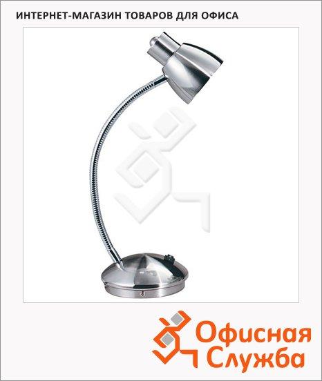 Светильник настольный Globo 24712 GU10 cеребристый