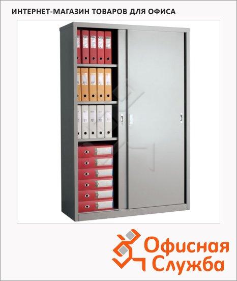 фото: Шкаф металлический для документов Практик AMT 1812 1830х1215х458мм