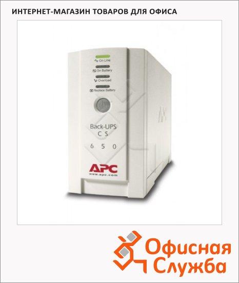 ИБП Apc Back-UPS CS 650VA (BK650EI) 400Вт