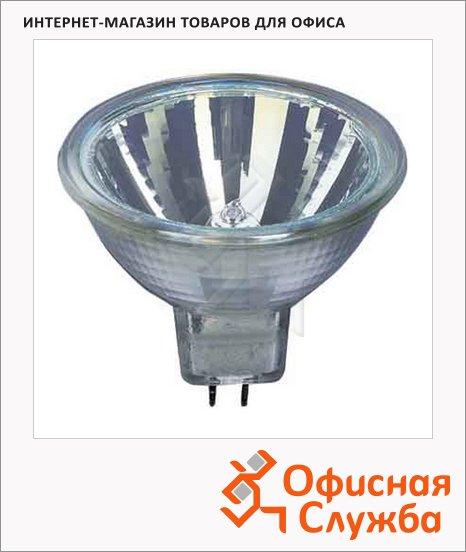 Лампа галогенная Старт JCDR 35Вт, GU5.3, зеркальная, белый свет