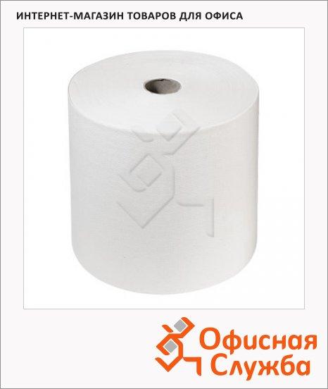 фото: Бумажные полотенца Kimberly-Clark Scott 6667 в рулоне, 304м, 1 слой, белые