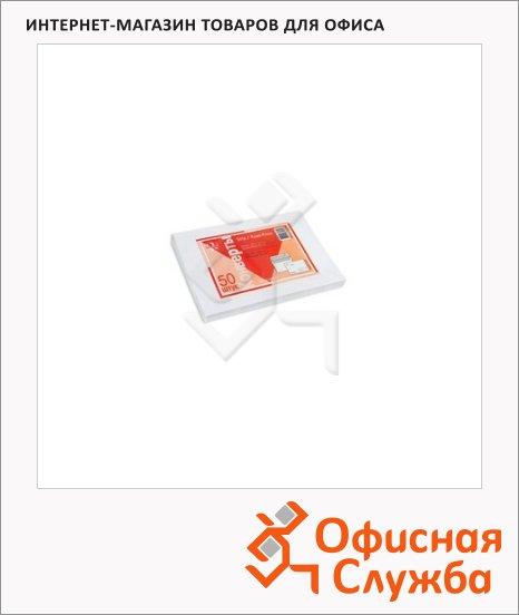 Конверт почтовый Курт С5 белый, 162х229мм, 80г/м2, стрип, 25 шт