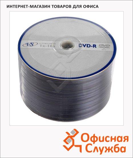 Диск DVD-R Vs 4.7Gb, 16x, Bulk, 50шт/уп