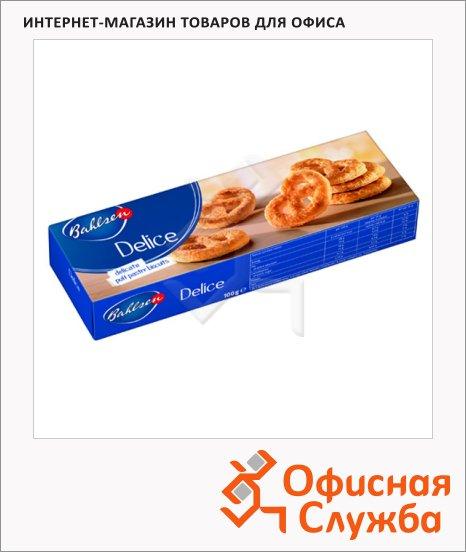 Печенье Bahlsen Delice слоеные крендельки, 100г