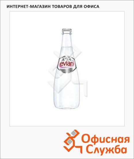 фото: Вода минеральная Evian без газа стекло, 330мл