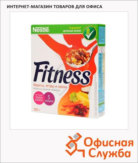Готовый завтрак Fitness с фруктами, 300г
