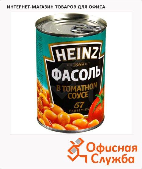 фото: Фасоль Heinz в томатном соусе 415г