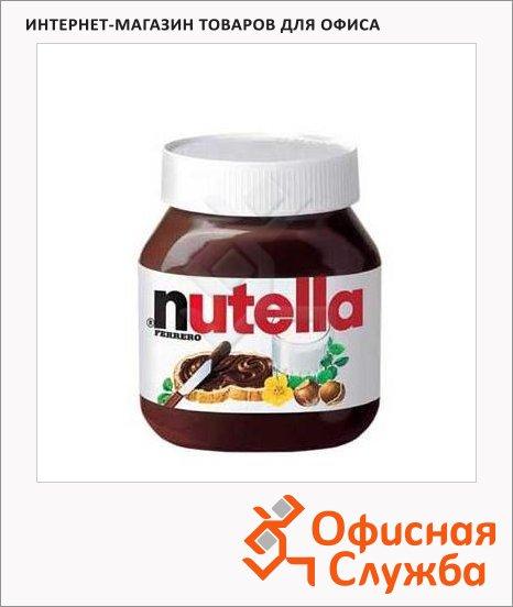 фото: Паста Nutella шоколадная 180г
