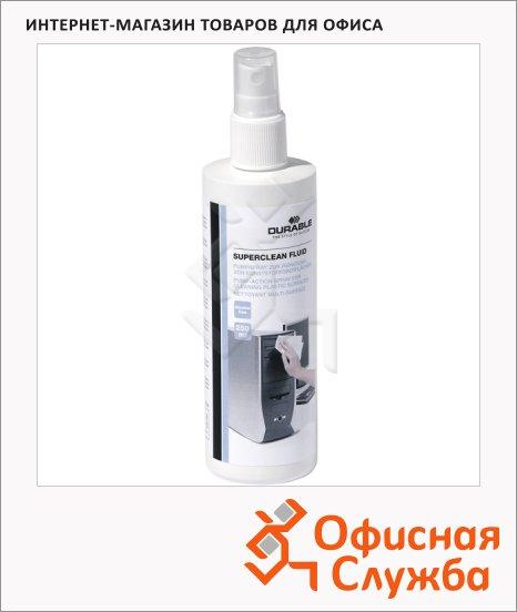 Спрей для чистки оргтехники Durable Superclean 250 мл, 5781-19