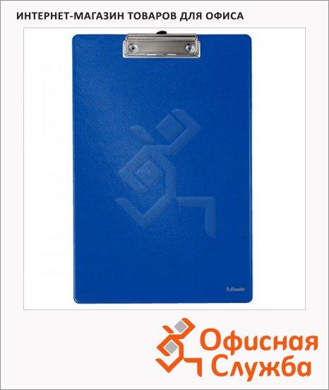 Клипборды без крышки Esselte синяя, А4, 12165