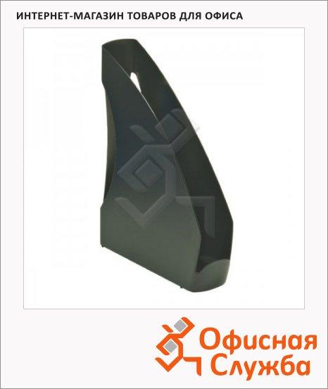 Накопитель вертикальный для бумаг Esselte Intego А4, 69мм, черный, 39813