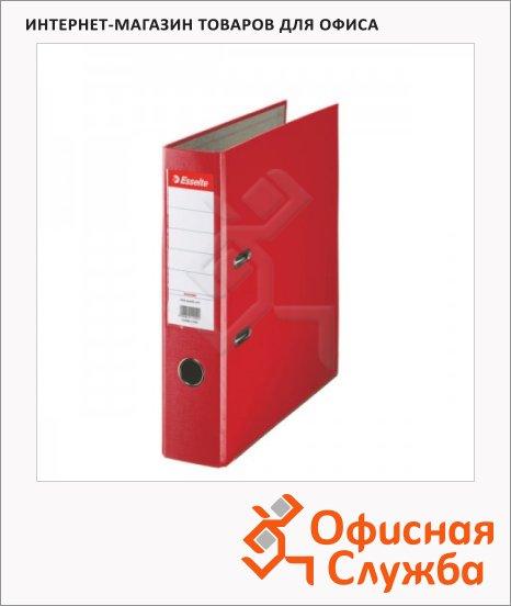 Папка-регистратор А4 Esselte Economy красная, 75 мм, 11253