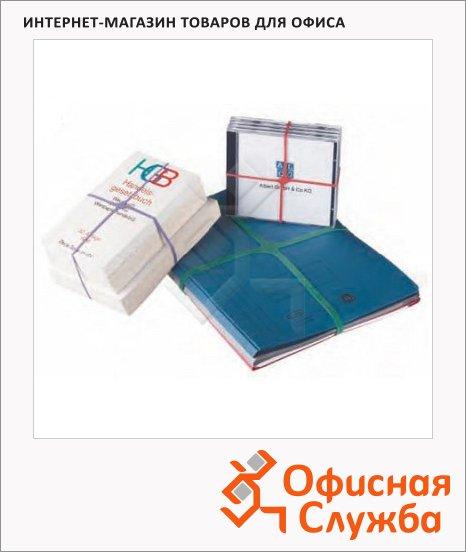Резинки для денег Alco 220х25мм, 500г, разноцветные, 2769/2 /811502