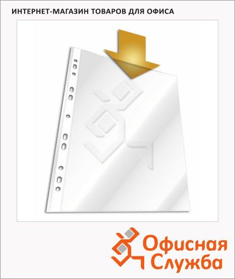 Файл-вкладыш А4 Durable глянцевый, 48 мкм, 100 шт/уп, 2672-19