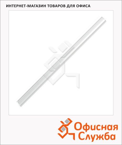 Скрепкошина Durable прозрачная, А4, до 30 листов, 2900-19