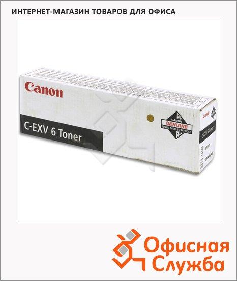 Тонер-картридж Canon C-EXV6, черный, (1386A006)