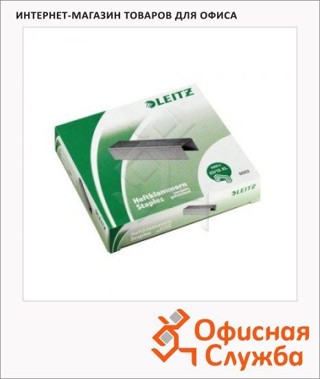 Скобы для степлера Leitz Power Performance P4 №24/8, оцинкованные, 1000 шт