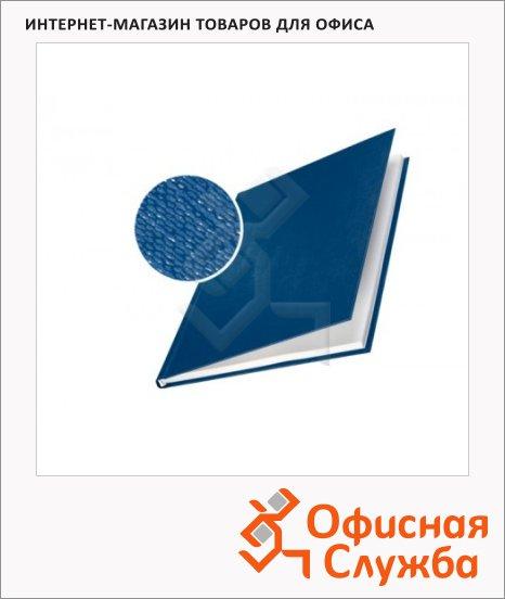 фото: Обложки для переплета картонные Leitz ImpressBind синие А4, 10шт, 106-140л, 73930035