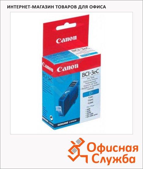 фото: Картридж струйный Canon BCI-3C голубой
