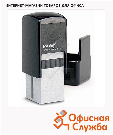 фото: Оснастка для квадратной печати Trodat Printy 20х20мм черная, 4922