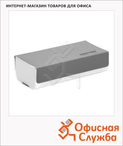 Губка для маркерной доски Magnetoplan 12295 16.5х7.3х5.2см, магнитный, серый