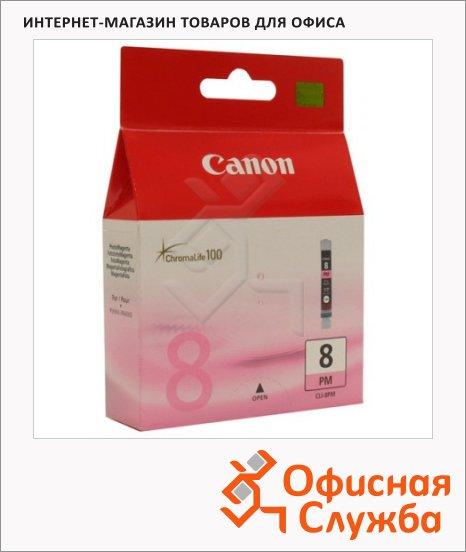 Картридж струйный Canon CLI-8PM, светло-пурпурный, (0625B001)