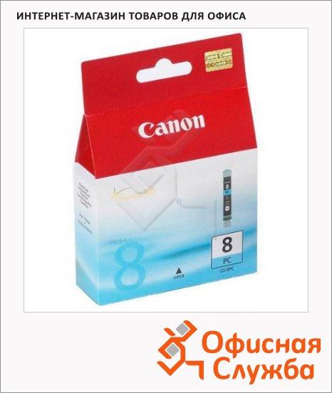 Картридж струйный Canon CLI-8PC, светло-голубой, (0624B024/0624B001)