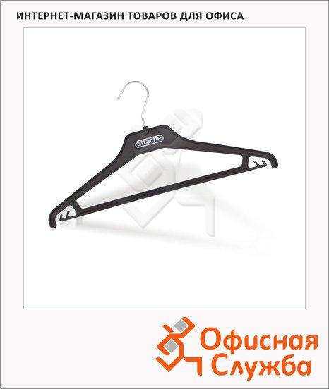 Плечики для одежды Attache С-02 44-46 р, черные
