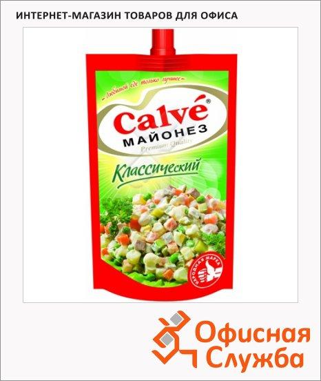 Майонез Calve Классический, 50%, 200г