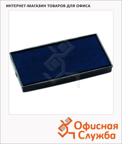 фото: Сменная подушка прямоугольная Colop для Colop Printer 50/С50/50-Set-F синяя, Е/50