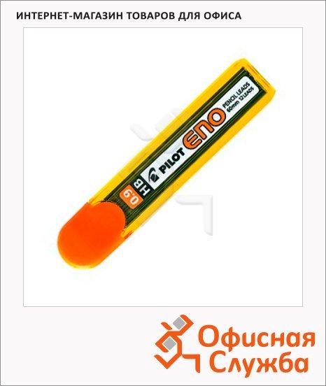 Грифели для механических карандашей Pilot ENO HB, 12шт, 0.9мм