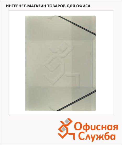 Пластиковая папка на резинке Durable прозрачная, A4, до 150 листов, 2322-19