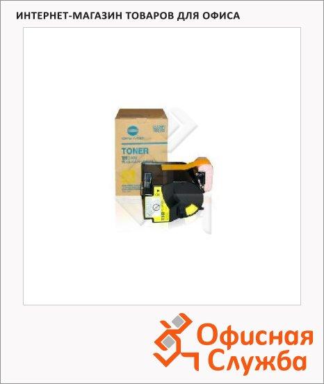 фото: Тонер-картридж Konica Minolta TN-310Y желтый