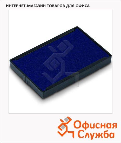 Сменная подушка прямоугольная Trodat для Trodat 4928/4958, 6/4928, синяя