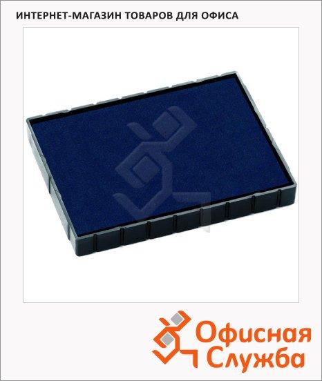 Штемпельная настольная подушка Colop для Colop Printer 55/Printer 55-Dater, синяя, Е/55
