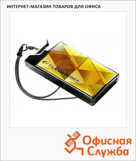 фото: Флеш-накопитель Silicon Power Touch 850 8Gb янтарный