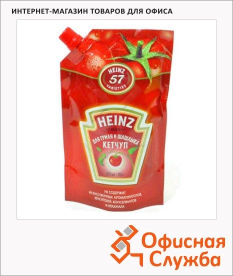 Кетчуп Heinz для гриля и шашлыка, 350г, пакет