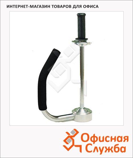 Диспенсер для стрейч-пленки металлический, ширина 45-50см